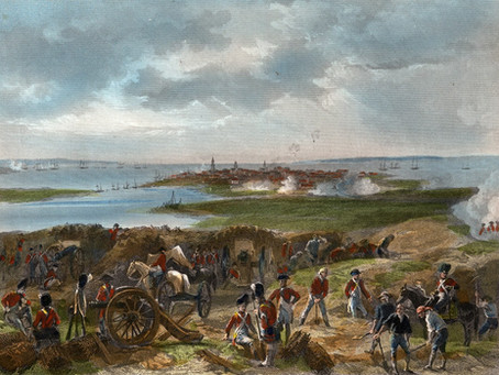 This Day in History: The Siege of Charleston