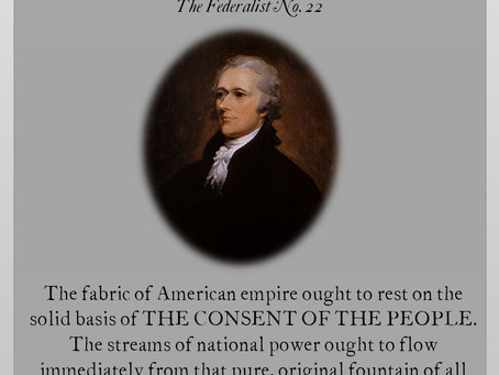 The Federalist Papers: No. 22