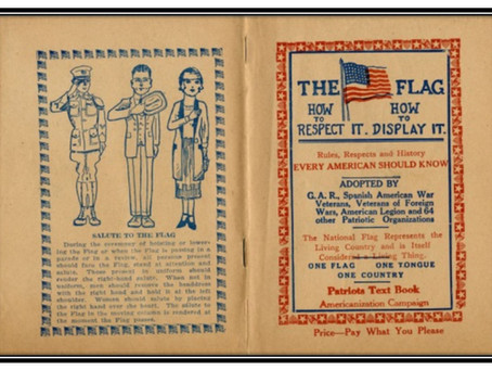 This Day in History: The origins of the Flag Code