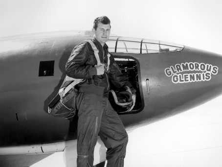 This Day in History: Chuck Yeager's supersonic flight