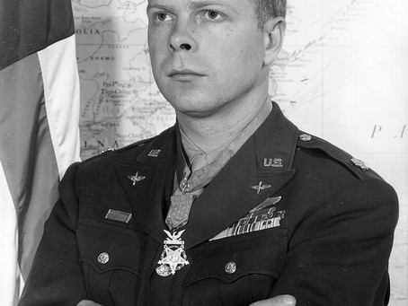This Day in History: Major Richard Bong, Ace of Aces