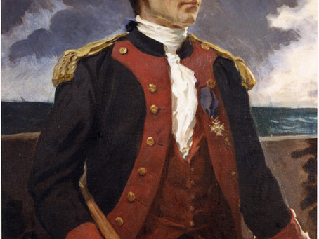 This Day in History: John Paul Jones attacks the British