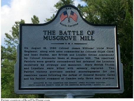 This Day in History: A much-needed Patriot victory at Musgrove's Mill