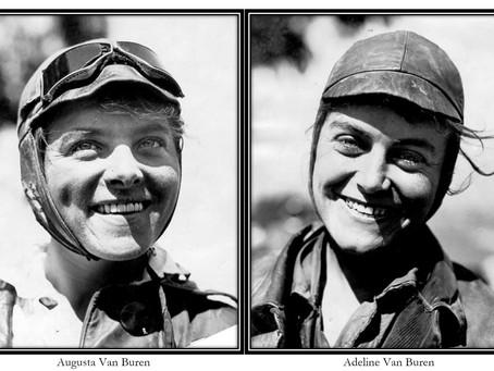 This Day in History: The Van Buren Sisters' amazing ride