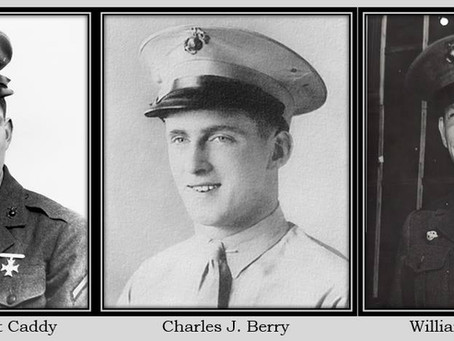 This Day in History: Three Heroes at Iwo Jima