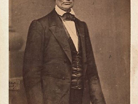 """This Day in History: Abraham Lincoln's """"right makes might"""" speech"""