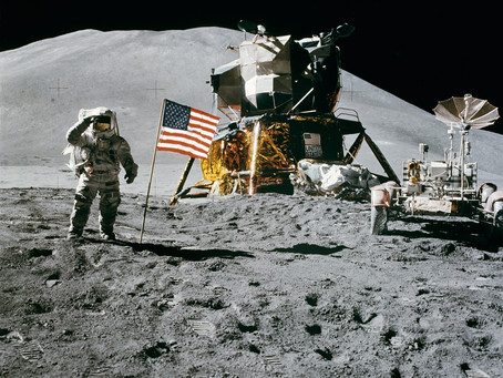 This Day in History: Apollo 15 & the Moon Buggy