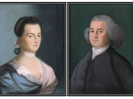 This Day in History: John & Abigail Adams wed