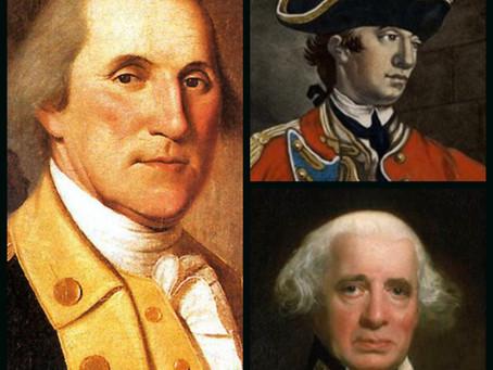 This Day in History: George Washington rebukes British Admiral Howe