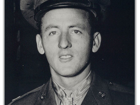This Day in History: Jefferson DeBlanc's bravery in the skies
