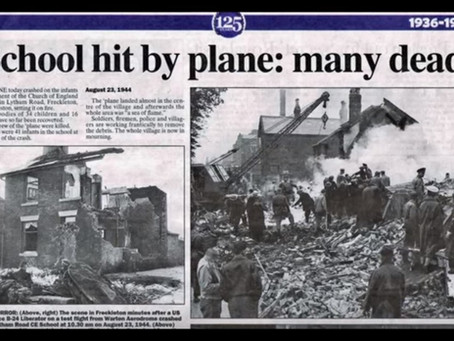 This Day in History: The Freckleton Air Disaster