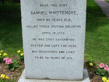 This Day in History: The oldest Revolutionary War hero
