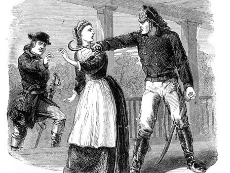 This Day in History: The Patriotic women at the Battle of Huck's Defeat