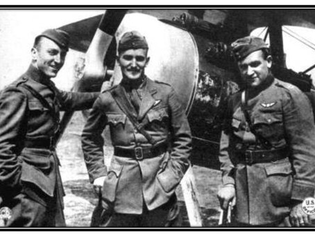 This Day in History: Lt. Douglas Campbell becomes the first all-American flying ace