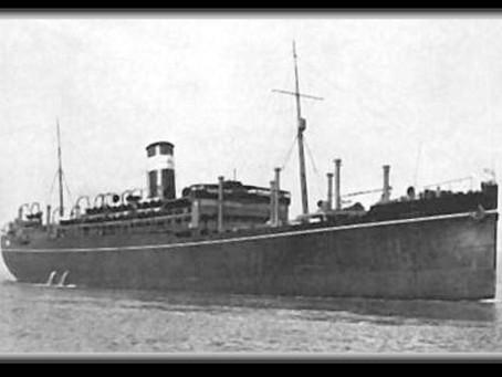"This Day in History: HMT Rohna: ""World War II's Secret Tragedy"""