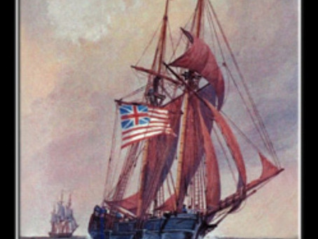 This Day in History: The British Navy learns a lesson in humility
