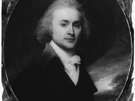 This Day in History: John Adams makes a dangerous voyage with his young son