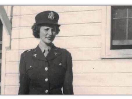 This Day in History: Regina Benson, WWII nurse