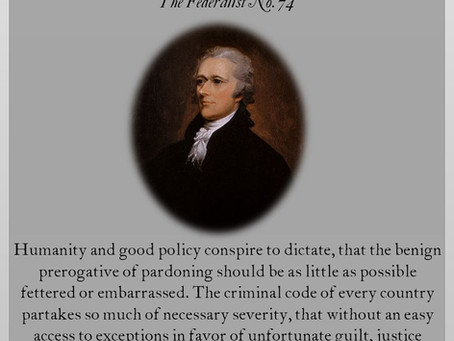 The Federalist Papers: No. 74