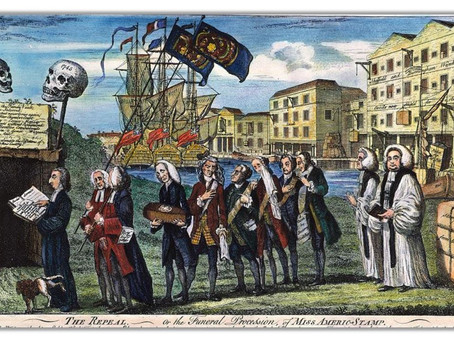 This Day in History: The Stamp Act is repealed