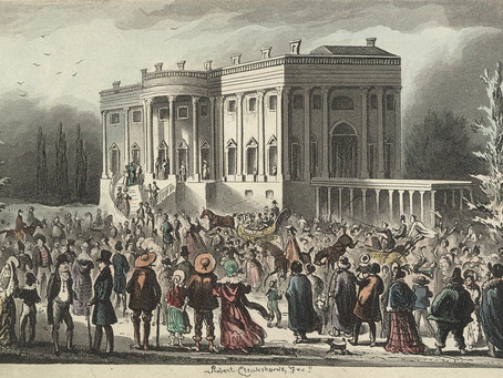 This Day in History: Andrew Jackson's raucous inauguration