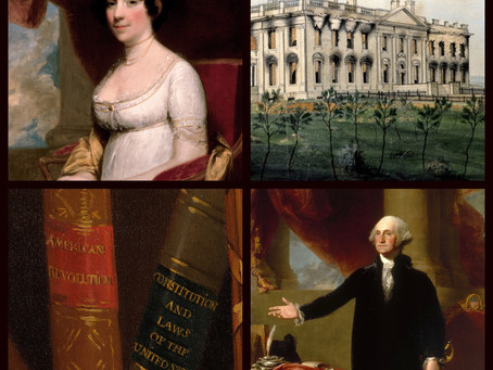 This Day in History: Dolley Madison saves Washington's portrait