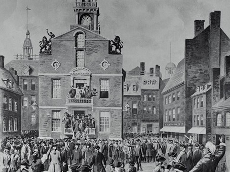 This Day in History: Bostonians celebrate independence