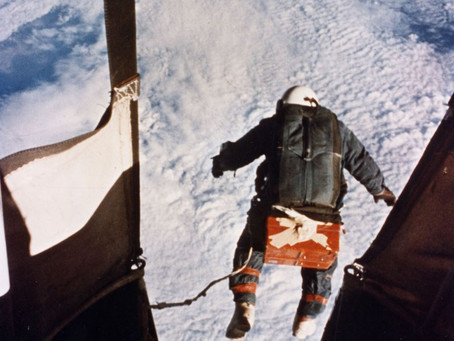 This Day in History: Joseph Kittinger, the Man Who Fell From Space