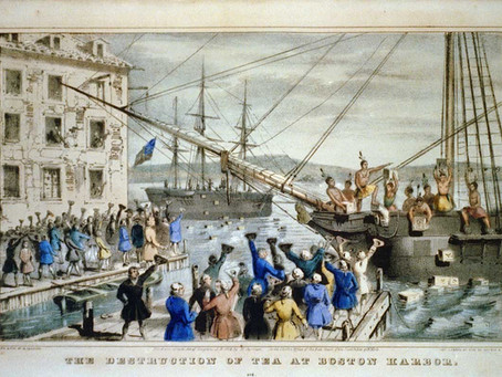 """This Day in History: Sarah Bradlee Fulton, """"Mother of the Boston Tea Party"""""""