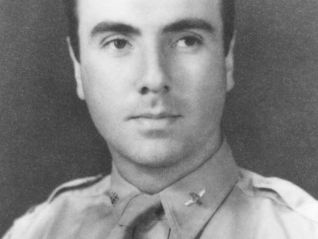 This Day in History: Captain Harl Pease, a hero flying an unserviceable plane