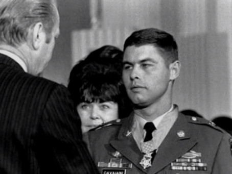 This Day in History: Staff Sgt. Jon R. Cavaiani's bravery in Vietnam