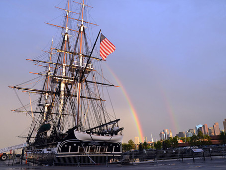 This Day in History: Old Ironsides is launched