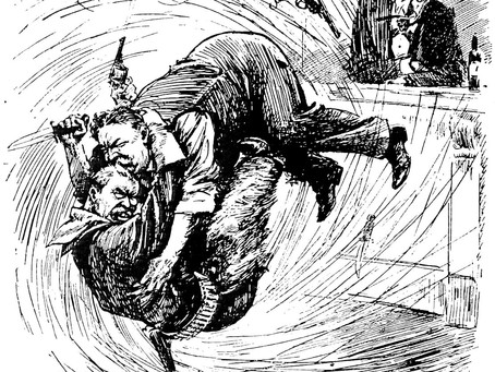 This Day in History: Teddy Roosevelt & chaos in 1912
