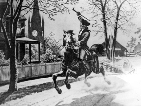 This Day in History: Paul Revere makes his famous ride