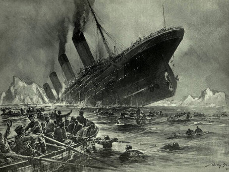 This Day in History: RMS Titanic sinks on its maiden voyage