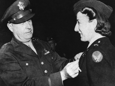 This Day in History: Elsie Ott, U.S. Air Medal recipient