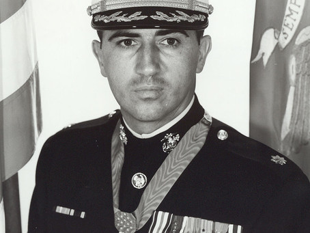 This Day in History: MOH recipient Jay Vargas leads an attack on Dai Do