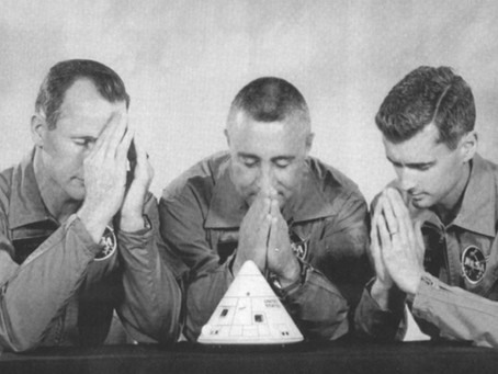 This Day in History: Apollo 1 ends in tragedy