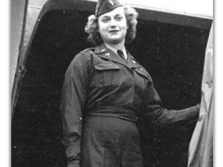 This Day in History: Reba Z. Whittle, Army nurse