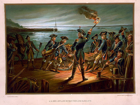 This Day in History: Washington's miraculous escape