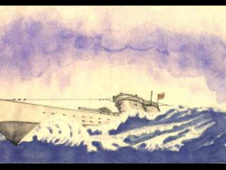 This Day in History: The United States Coast Guard sinks German submarine U-352