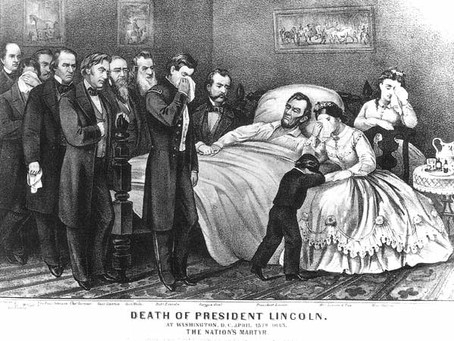 This Day in History: Edwin Stanton avenges Lincoln's death
