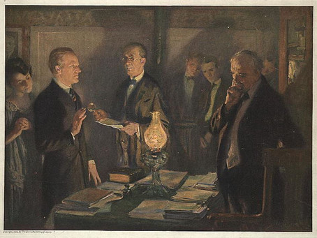 This Day in History: Calvin Coolidge becomes President in the middle of the night