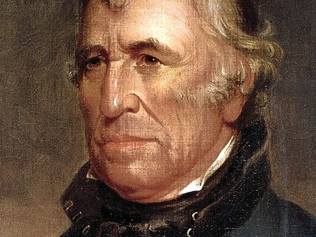 This Day in History: Zachary Taylor's short presidency