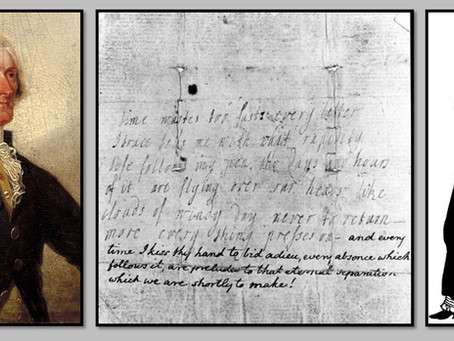 This Day in History: Martha Wayles, future wife of Thomas Jefferson, is born