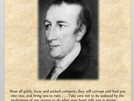 This Day in History: A Signer of the Declaration dies of a broken heart