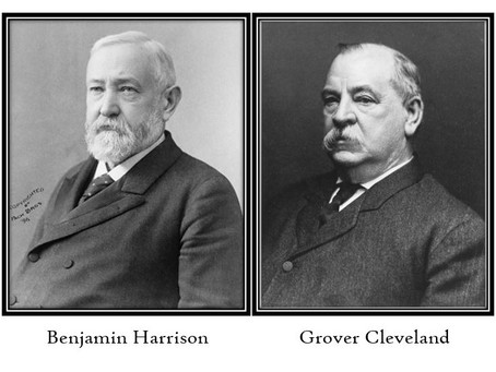 This Day in History: Future President Benjamin Harrison is born