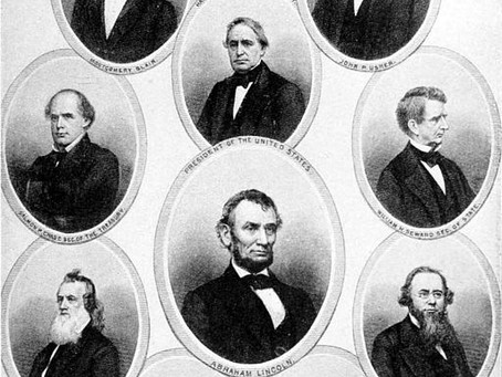 This Day in History: Lincoln's cabinet contemplates the situation at Ft. Sumter