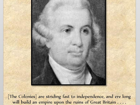 This Day in History: William Hooper, Signer of the Declaration