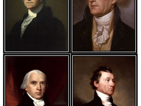 This Day in History: James Monroe, the fourth President from Virginia